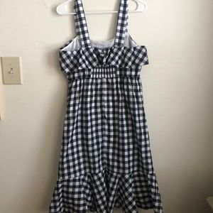 J. Crew Dresses - J. Crew Midi Dress in Gingham